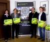 """Halle und Eisleben mit """"Lutherbotschaftern"""" auf Werbetour zum Stuttgarter Kirchentag"""